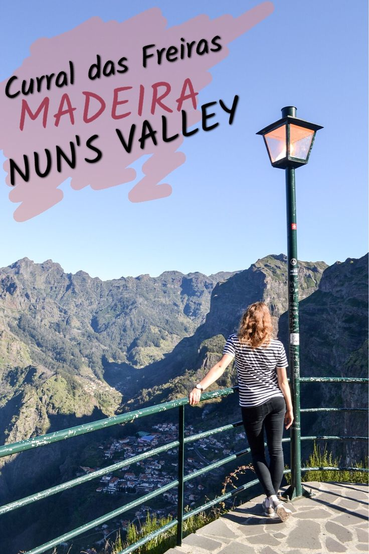 The beautiful Nun's Valley in Madeira. Travel tips and views :) www.ejnets.com #curraldasfreiras #nunsvalley #madeira #portugal #travel #traveltips #tips #wheretogo