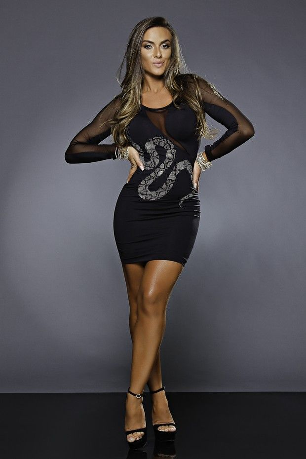Blog Nicole Bahls News: Nicole Bahls escolheu um vestido