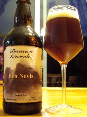 Ben Nevis - Brasserie Generale craftbeerquebec.ca
