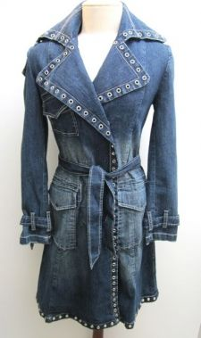 Jeanswear Long Sleeve Jean Dress