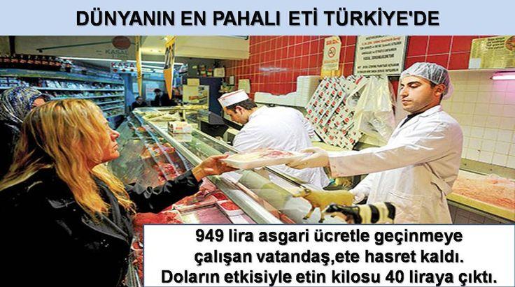 @tezelali Kıt kanaat geçinen milletimiz iç8n lüks olan et şimdi ultra lüks.Etin kilosu 40 lirayı buldu. @JeansBiri