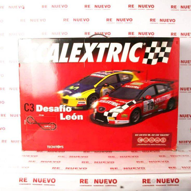 SCALETRIX C3 DESAFIO LEON de segunda mano E279288 | Tienda online de segunda mano en Barcelona Re-Nuevo