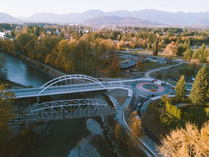 Vedder Bridge Replacement Project - City of Chilliwack