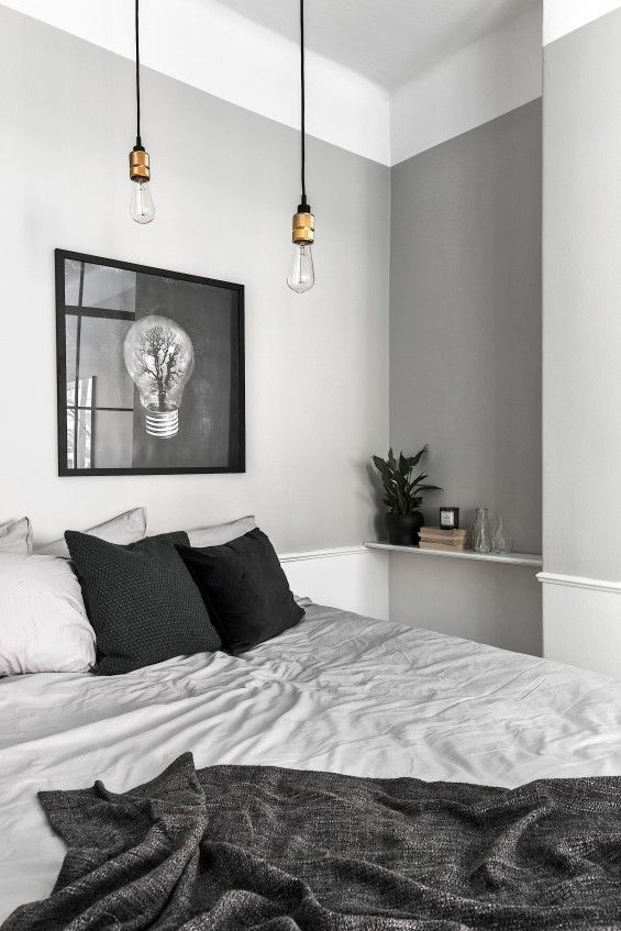 Styling av Frödingsvägen 12%categories%Bedroom|Scandinavian|Inspiration|Interior|Design