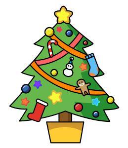 The 25+ best Cartoon christmas tree ideas on Pinterest | Christmas ...