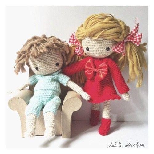 Good morning from paris crochet
