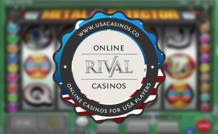Rival Gaming is een ander software ontwikkeling bedrijf die Amerikaanse spelers accepteert, waardoor het de top concurrent voor RTG in de Amerikaanse market - #Bestecasinoonline
