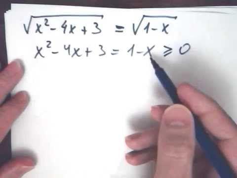Как решать иррациональные уравнения с корнем ЕГЭ математика ЕГЭ по математике 2015. Как решать C5 . Урок 1. Графический и геометрический методы ЕГЭ по математике, С5. Задачи с параметрами. ЕГЭ математика С5 Две полуокружности и параметр. Очень красивая задача. Увидеть уравнение полуокружности, нарисовать и понять, как одна из фигур может двигаться в зависимости от параметра - да, это хорошая С5.