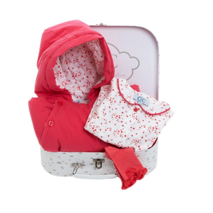 Pilote Dodo Nude, Pyjama Lili Granada rose, Chaussettes Sockie BB Tulip