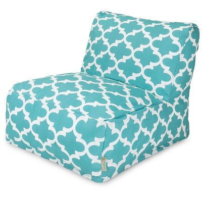 Majestic Home Products Trellis Bean Bag Lounger | AllModern