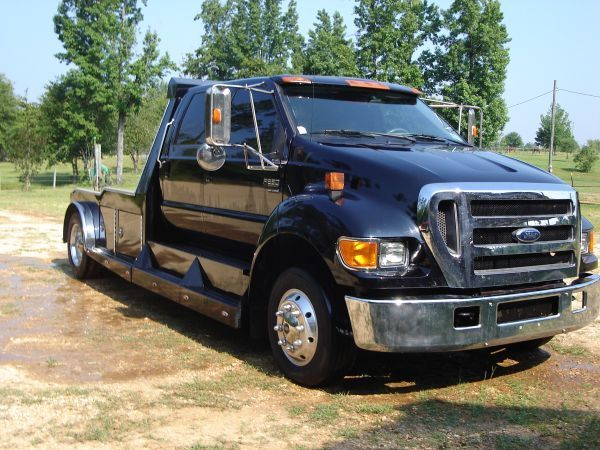 2007 Ford F650 Ford F800 Amp Custom Ford Med Duty