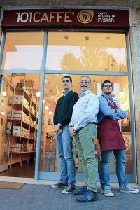 101 Caffè :: Dentro i negozi di 101CAFFE' con Google Business View