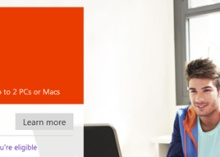 Microsoft offers students three months free of Office 365  Qualifying students can get three free months of Office 365 University and an extra 20GB of SkyDrive storage space.