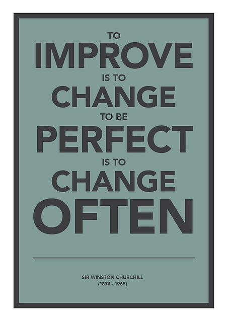 Improve. Sir Winston ChurchillQuotes To Inspiration, Change, Motivation Quotes, Quotes Posters, Churchill Quotes, Motivation Posters, Fit Motivation, Inspiration Quotes, Winston Churchill