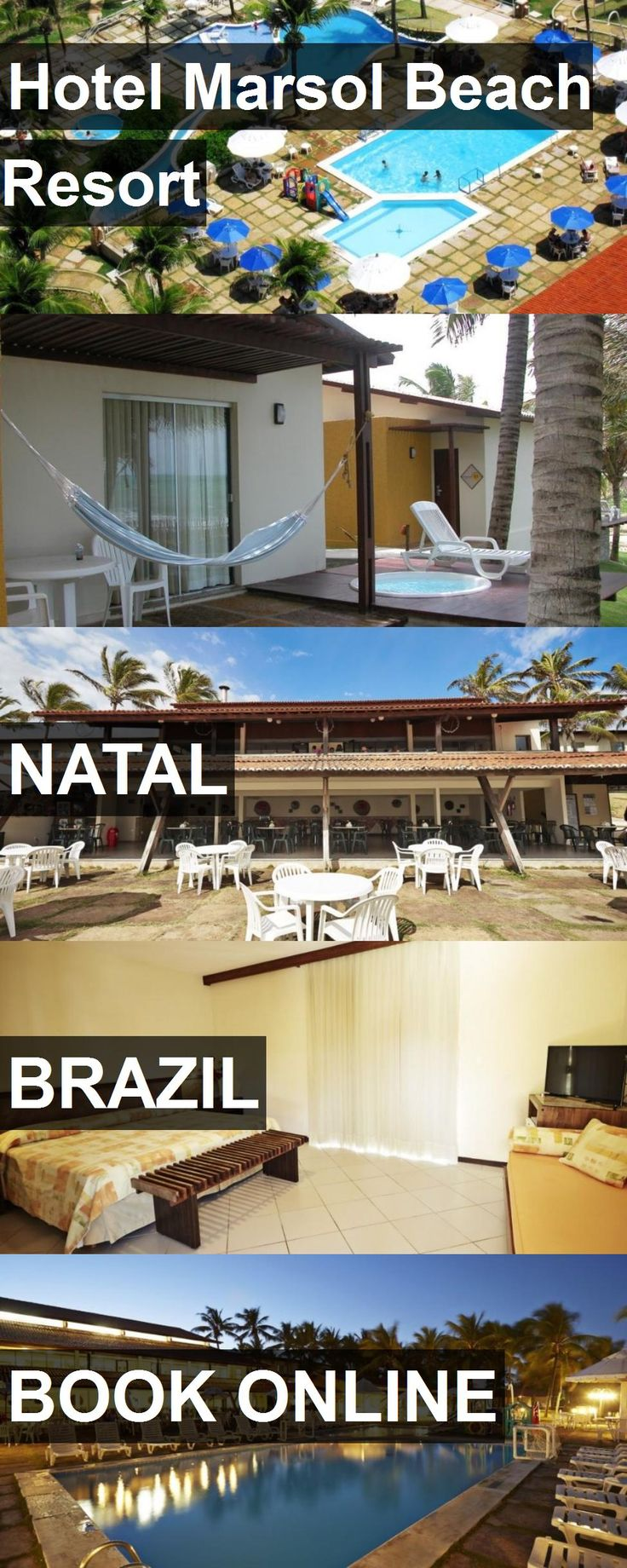 Hotel Hotel Marsol Beach Resort in Natal, Brazil. For more information, photos, reviews and best prices please follow the link. #Brazil #Natal #HotelMarsolBeachResort #hotel #travel #vacation