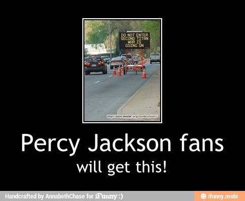 Percy Jackson<3