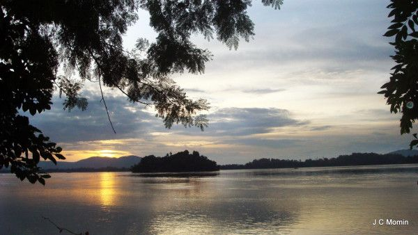 Brahmaputra River, Guwahati, India