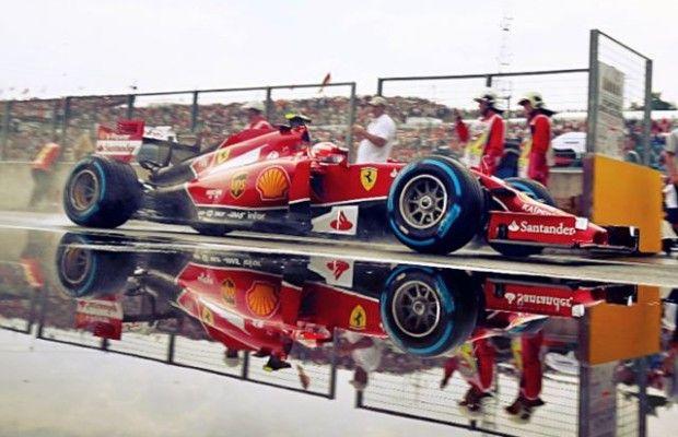 F1 2014: Raikkonen satisfait des progrès de Ferrari