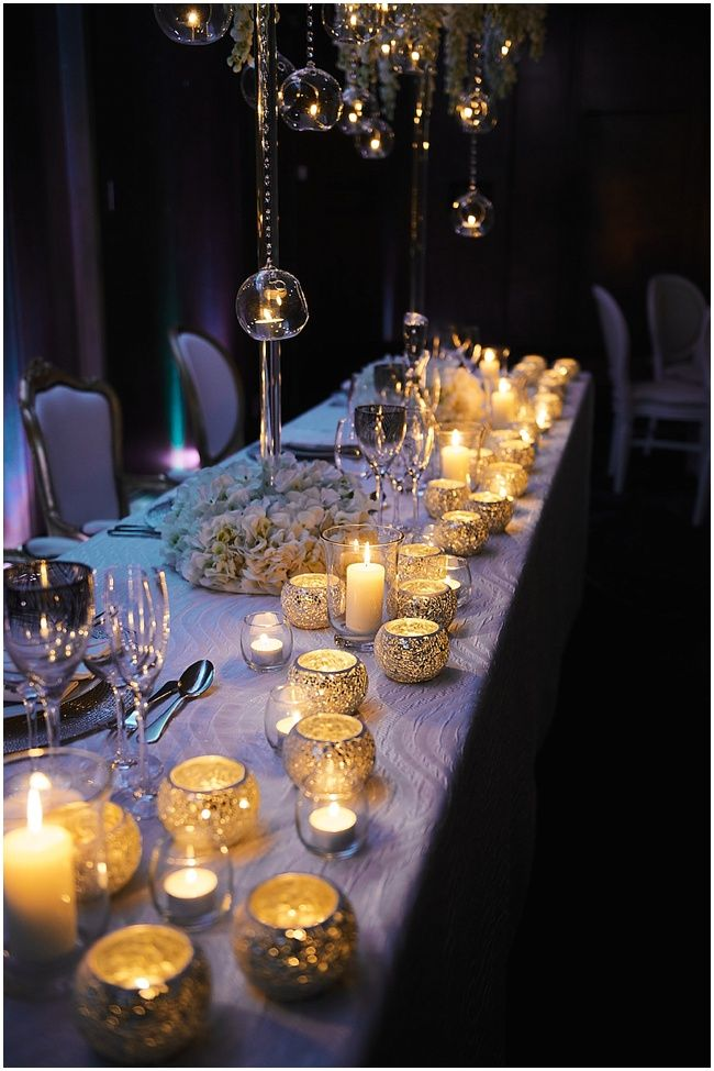 Candles Tea Lights Hanging Gl Baubles Wedding Lighting Luxury Inspiration At