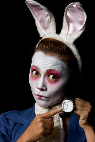 56 best MAKEUP: Easter Bunny images on Pinterest | Easter bunny ...