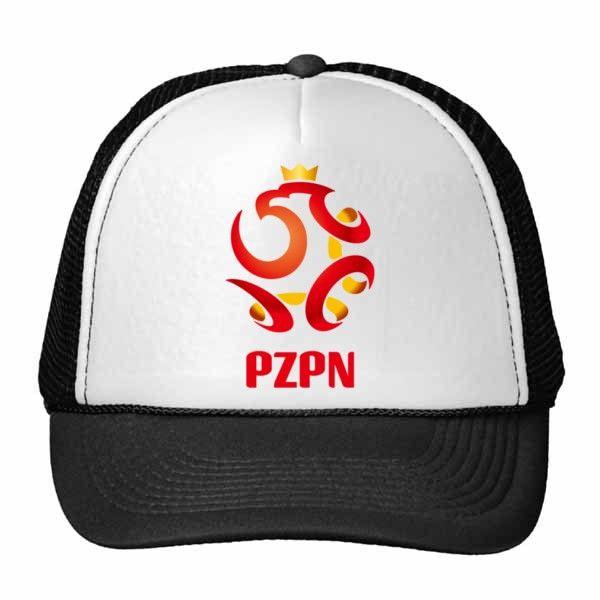 Euro 2016 UEFA Poland logo Trucker hat