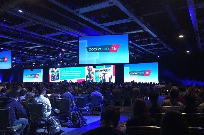 DockerCon 2016