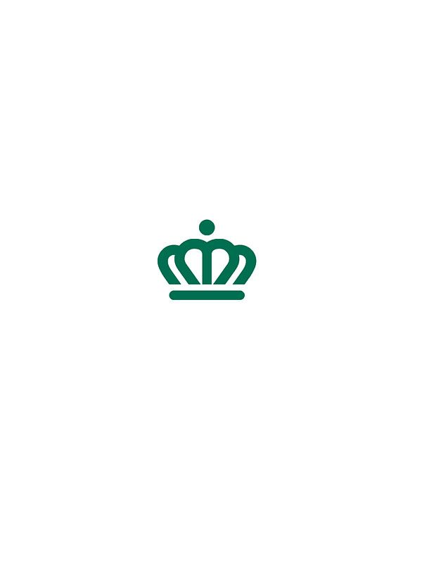 Q.C. Crown Logo Sticker