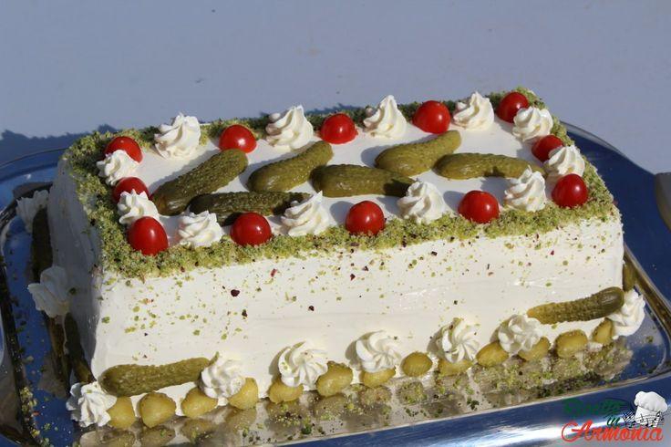 Torta Tramezzino al tonno – pasticceria salata!   Ricette in Armonia
