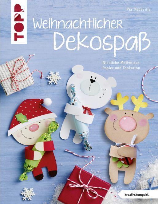 Weihnachtlicher Dekospaß: Weihnachtsdekorationsideen von TOPP