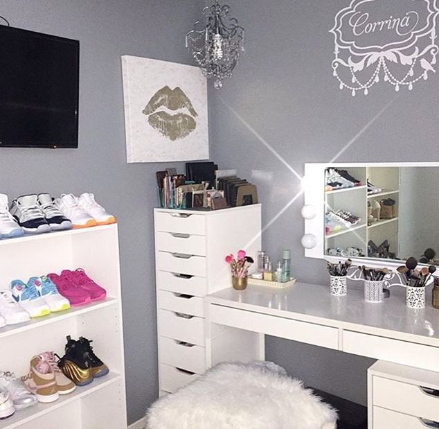Blue And White Bedroom Decor Bedroom Organization Design Of Bedroom Cabinet Bedroom Ideas All White: 1000+ Ideas About Vanity Room On Pinterest