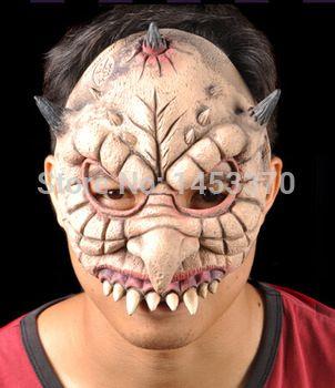 Прямые продажи силикон токио вурдалак маскарадные маски перемещение Head лицо скелет латекс маски