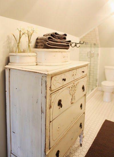 10 besten Home Guest Bathroom Bilder auf Pinterest - badezimmer regal schmal