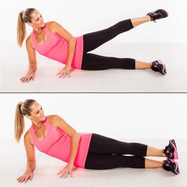 Overlooked Muscle: Hip Rotators - Important Muscle Groups Women Ignore - Shape Magazine