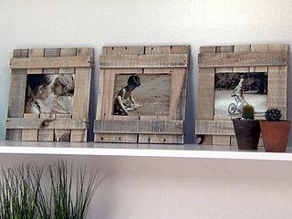 Manualidades y Artesanías | Cuadro con fotos | Utilisima.com