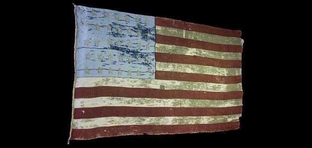 Why do we call the flag Old Glory?