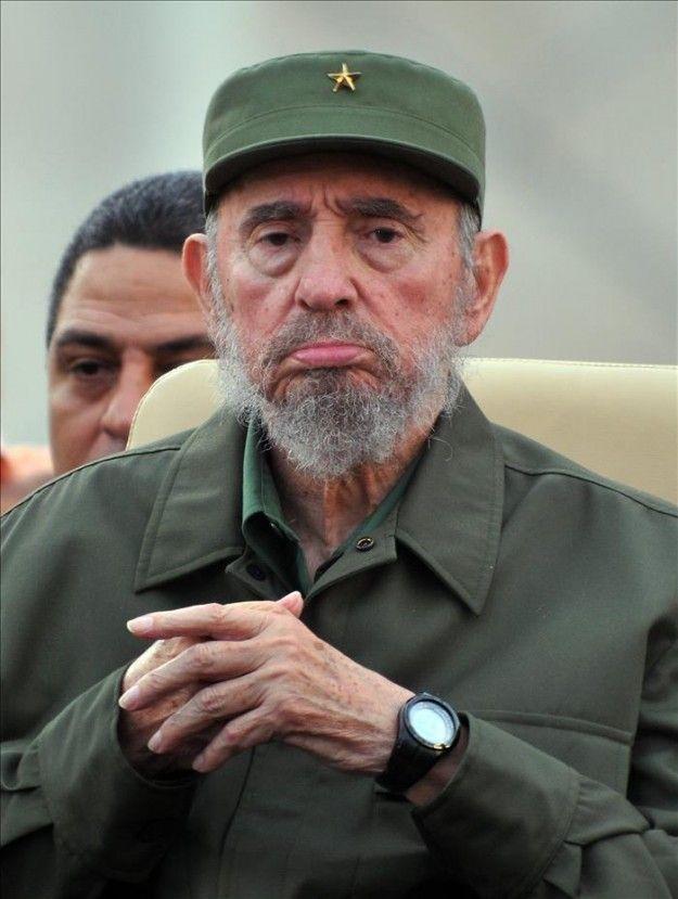 La vida oculta del líder cubano Fidel Castro, revelada en un libro - USA Hispanic