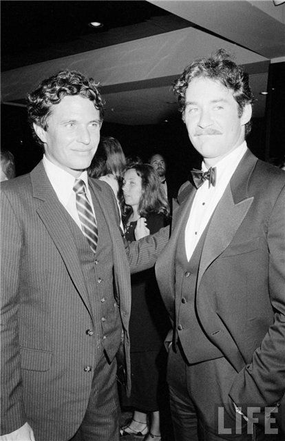 Tom Berenger and Kevin Kline