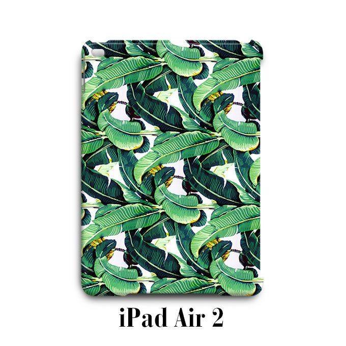 Tropical Leaf Green iPad Air 2 Case Cover Wrap Around