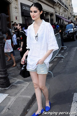 : Jean Paul Gaultier, High Paris, Street Style, Fashion Week, Style Trends, Posts, Leaving Jean, Suihe51 Jpg 531 800