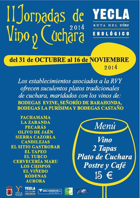 Restaurante La Zaranda en Yecla, Murcia