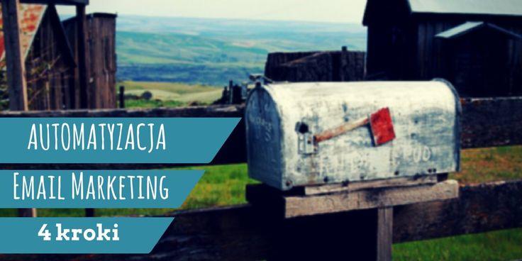 Automatyzacja email marketingu w 4 krokach. Przeczytaj: http://bit.ly/automatyzacja-email     zdj. Patrcik M, flickr, CC BY-NC-SA 2.0