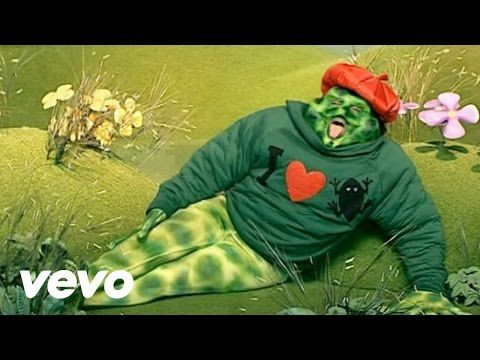 O futuro só depende de você! : Xuxa - O Sapo não lava o pé / Minhoca
