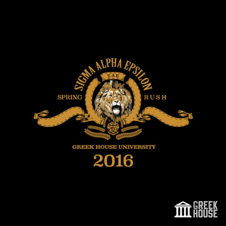 Fraternity Rush T-Shirt | fraternity | sorority tshirt | frat tank | greek life| greek house SAE | design idea | srat |
