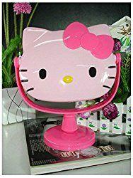 Hello Kitty Mirror - We Love Kitty