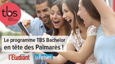 Avis au bachelier !!! En intégrant le Bachelor de #ToulouseBS, vous faites le choix du meilleur bachelor français ,une formation à double vocation : professionnelle et interculturelle,  Nombre d'années d'études : 3 ans Diplôme : Bac +3, visa délivré par le Ministère de l'Enseignement supérieur et de la Recherche. Localisation : TBS, campus de Toulouse , Barcelone et Maroc. Accessible : Bac , Bac +1 , Bac +2. ➡ http://www.tbs-education.fr/fr/formations/bachelor/programme Sollicitez nous pour…