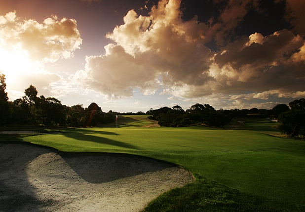 www.LostGolfBalls.com Favorite Golf Courses: Royal Melbourne GC