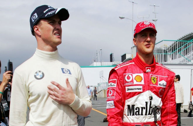 In any sport, no sibling rivalry is more fast and furious than that of Michael and Ralf Schumacher, Formula One drivers who over the course of three years finished five races in the 1-2 spots.The brothers' competitive relationship occasionally manifested itself in public, such as when the two had a war of words in the press following the 2005 Monaco Grand Prix. Both drivers are now retired from Formula One racing.
