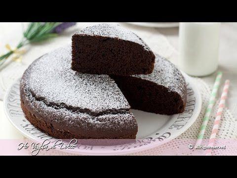 Csokoládé torta 5 perc alatt, gyors recept |  Szeretném Dolce