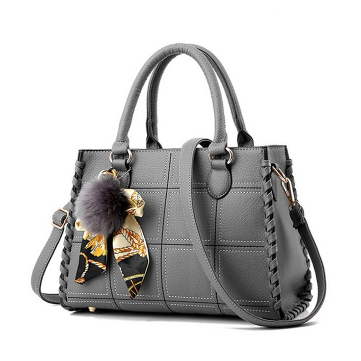 22.86$  Buy here - http://alija9.shopchina.info/go.php?t=32787636803 -  Fashion Designer Women Handbag Female PU Leather Bags Handbags Ladies Portable Shoulder Bag Office Zipper Ladies Bag Totes 22.86$ #shopstyle