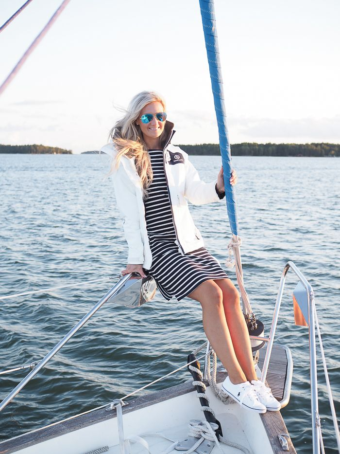 Teljänneito Citylife Blog: Sailing boat party